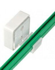 Clip Magnético para Molduras Plástico