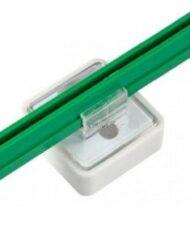 Clip Magnético Perpendicular para Molduras Plástico