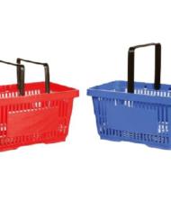 cesta plástico 22litros